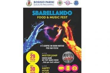 Sbarellando Food & Music Fest